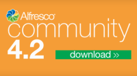 Alfresco Community 4.2.c