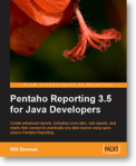 Pentaho Reporting 3.5 for Java Developers
