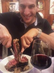 Alfresco's steak 2